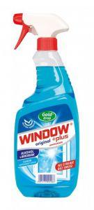 Засіб для миття скла Window Plus 500 мл тригер