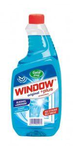 Засіб для миття скла Window Plus 500 мл запаска