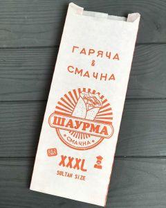 Упаковка для шаурмы 270*100*50 мм XXXL 70г/м2 100 шт