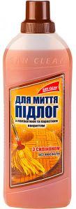 Средство для мытья пола САН-КЛИН паркет, ламинат 1 л