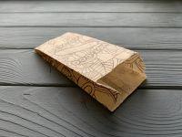 Упаковка для французских хот-догов 170*70*40 мм 40 г/м2 100 шт