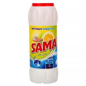 Порошок для чистки SAMA 500 г лимон
