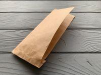 Упаковка для хот-догов 230*85 мм 40г/м2 100 шт уголок КРАФТ