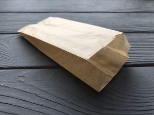Упаковка для французьких хот-догов 170*70*40 мм 40 г/м2 КРАФТ 100 шт