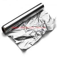 Фольга алюминиевая пищевая 50м*44см 10мкм