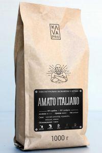 Кава в зернах KAVA PRO Amato Italiano 80/20
