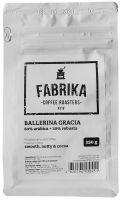 Кофе молотый Fabrica BALLERINA GRACIA 250 г 80/20