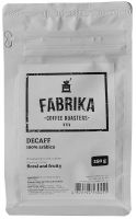 Кофе молотый Fabrica DECAFF 250 г 100% Arabica без кофеина