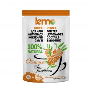 Чай концентрат LEMO обліпиха сашет 40 г