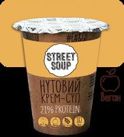 Крем-суп Street Soup Нутовый 50г стакан