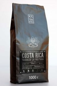 Кава в зернах KAVA PRO Costa Rica 100% арабіка