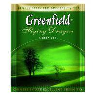 Чай зеленый пакетированный Greenfield Flying Dragon 100 шт