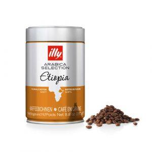 Кава в зернах ILLY Efiopia 250 г 100%  Arabica