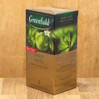 Чай фруктовый пакетированный Greenfield Spirit Mate 25 шт Лайм и Грейпфрут