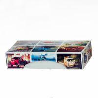 Салфетки бумажные Альбатрос в коробке 100шт