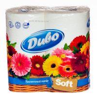 Туалетний папір Диво на гільзі 2 шари 4рул