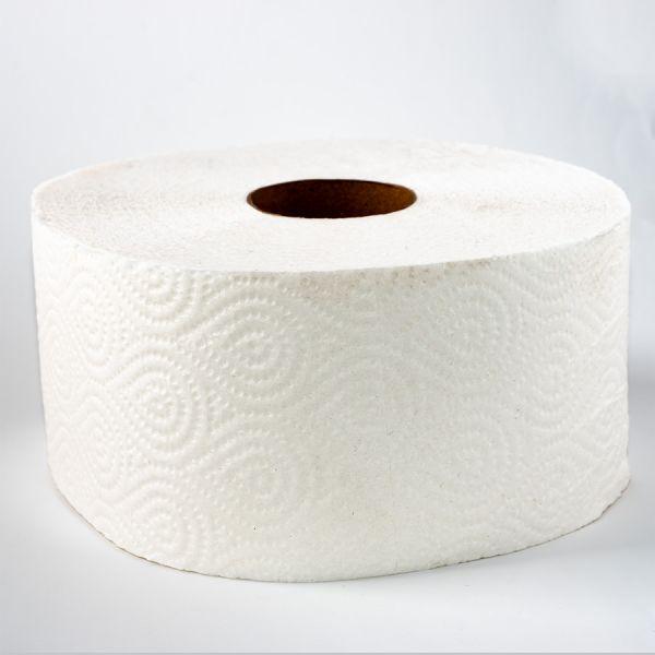 Туалетний папір HoReCa Jumbo на гільзі 2 шари 60м 1рул