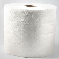 Полотенца бумажные HoReCa Jumbo на гильзе 60м 2 слоя 1рул