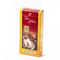 Фільтр пакети для чаю 100шт Чашка