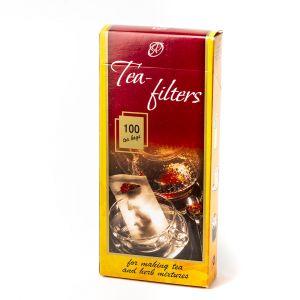 Фильтр пакеты для чая 100шт Заварник