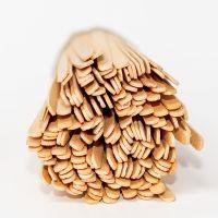 Мішалка дерев'яна 140*6*1,3мм 800 шт