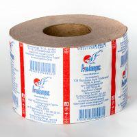 Туалетная бумага Альбатрос на гильзе d=14 см макулатурная 1рул