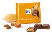Шоколад RITTER SPORT Karamell-Mousse Карамель-Мусс 100 г