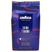 Кава в зернах Lavazza Crema e Aroma Espreso 1кг 80/20 Original