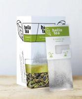 Чай зеленый пакетированный Hello Tea Ти Гуань Инь 20 шт