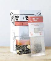 Чай зеленый пакетированный Hello Tea Жасминовая Мечта 20 шт