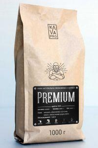 Кофе в зернах KAVA PRO Premium 100% арабика