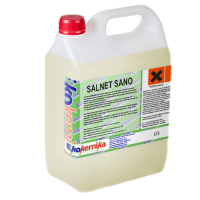 Средство для дезинфекции рук и твёрдых поверхностей (Антисептик) SALNET SANO 5л