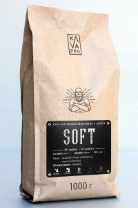 Кофе в зернах KAVA PRO Soft 50/50