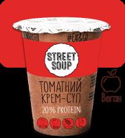 Крем-суп Street Soup Томатный 50г стакан